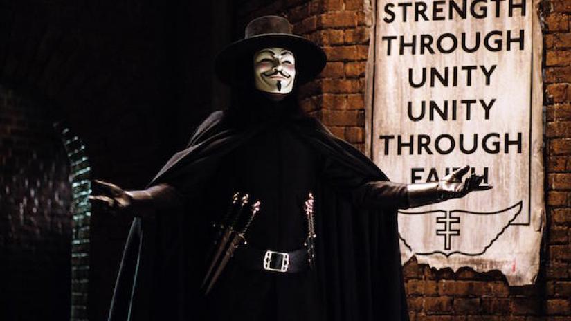 Revisiting V for Vendetta (2005) - The Action Elite