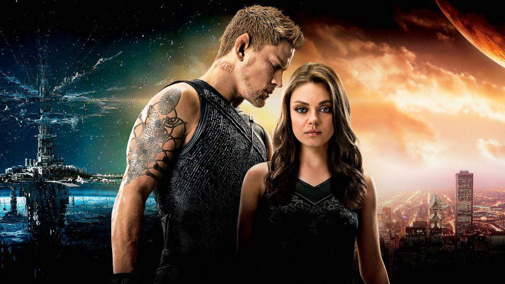 Jupiter Ascending 2015 Review The Action Elite