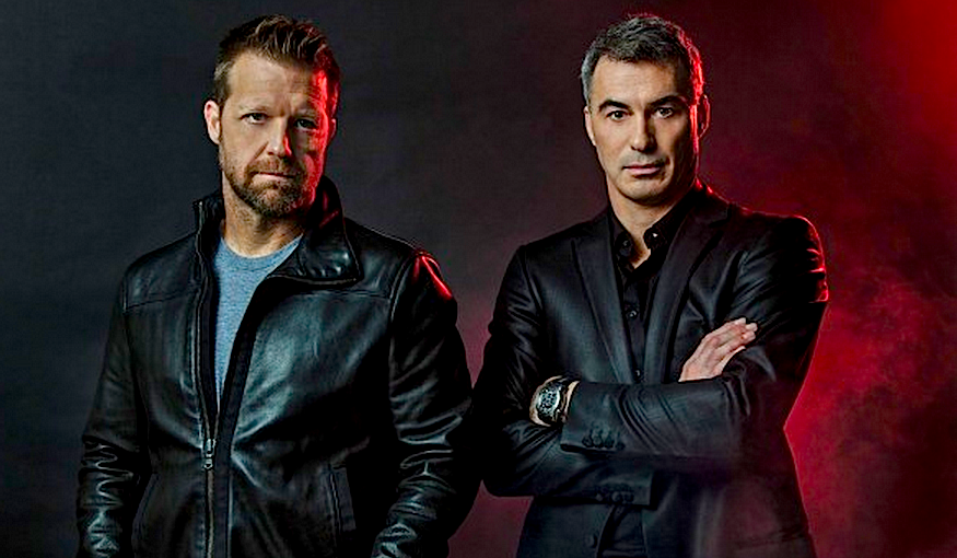 david leitch and Chad Stahelski films