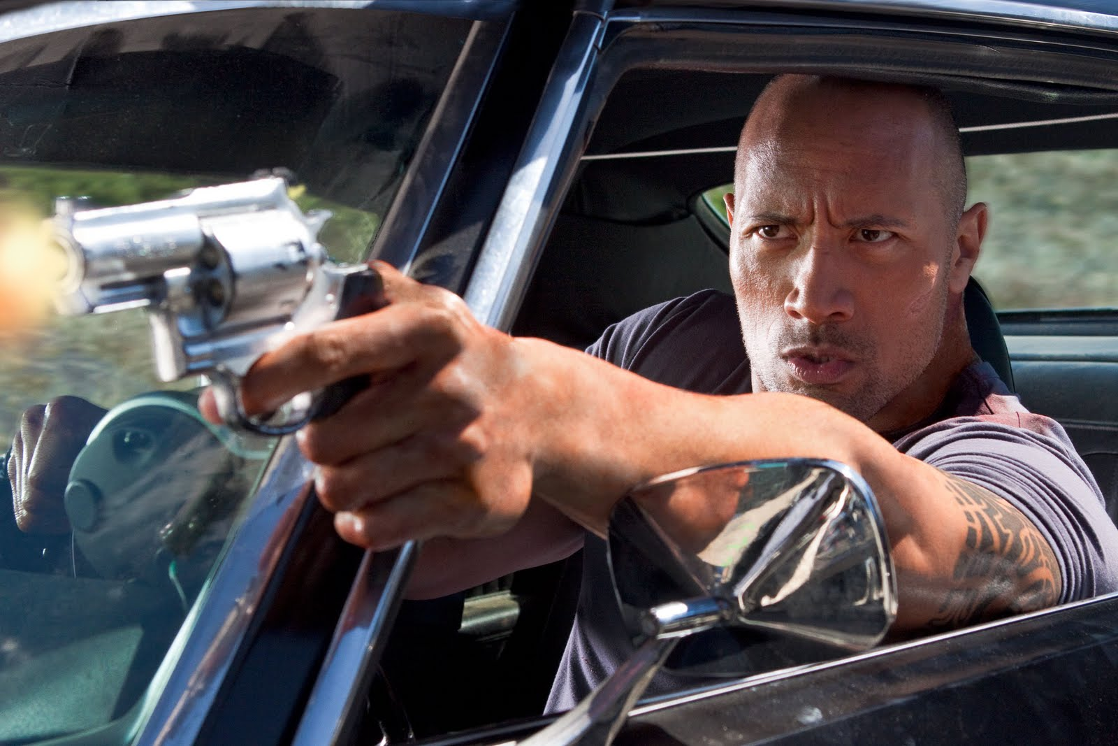 Faster (2010): The Rock's Best Film - The Action Elite