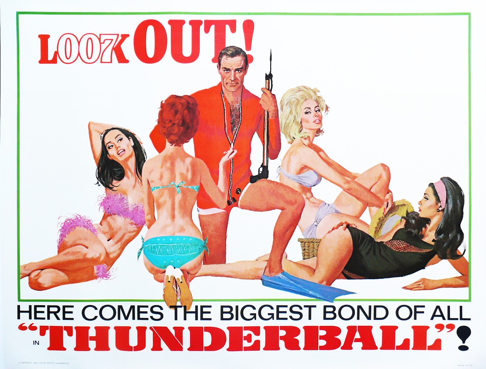 Thunderball (1965) Review - The Action Elite