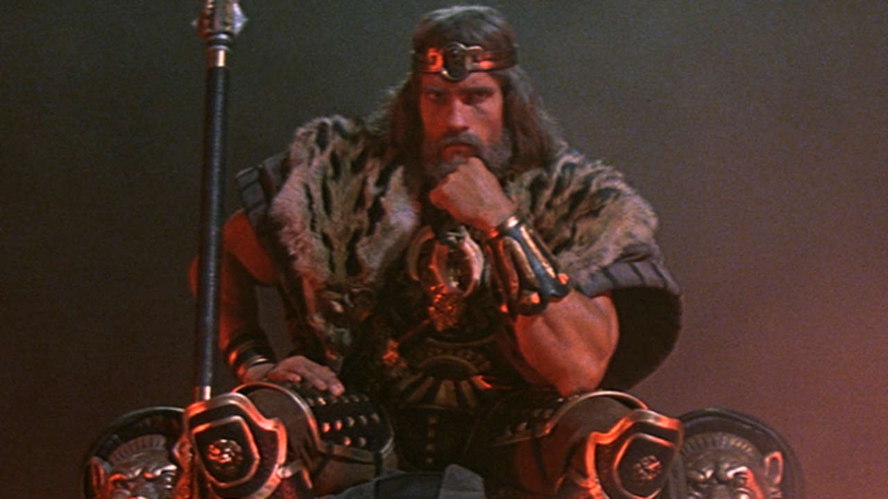 Conan the Barbarian (1982) Review - The Action Elite
