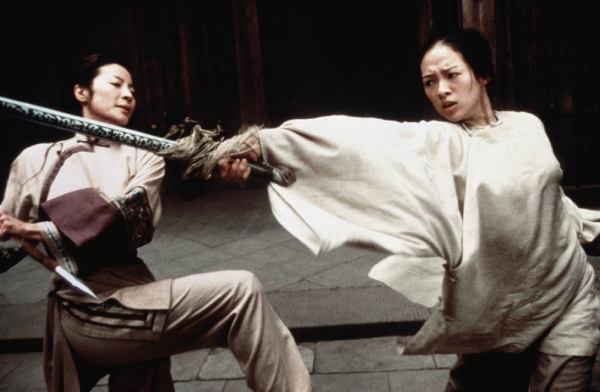 Crouching Tiger Hidden Dragon 2000 Review The Action Elite