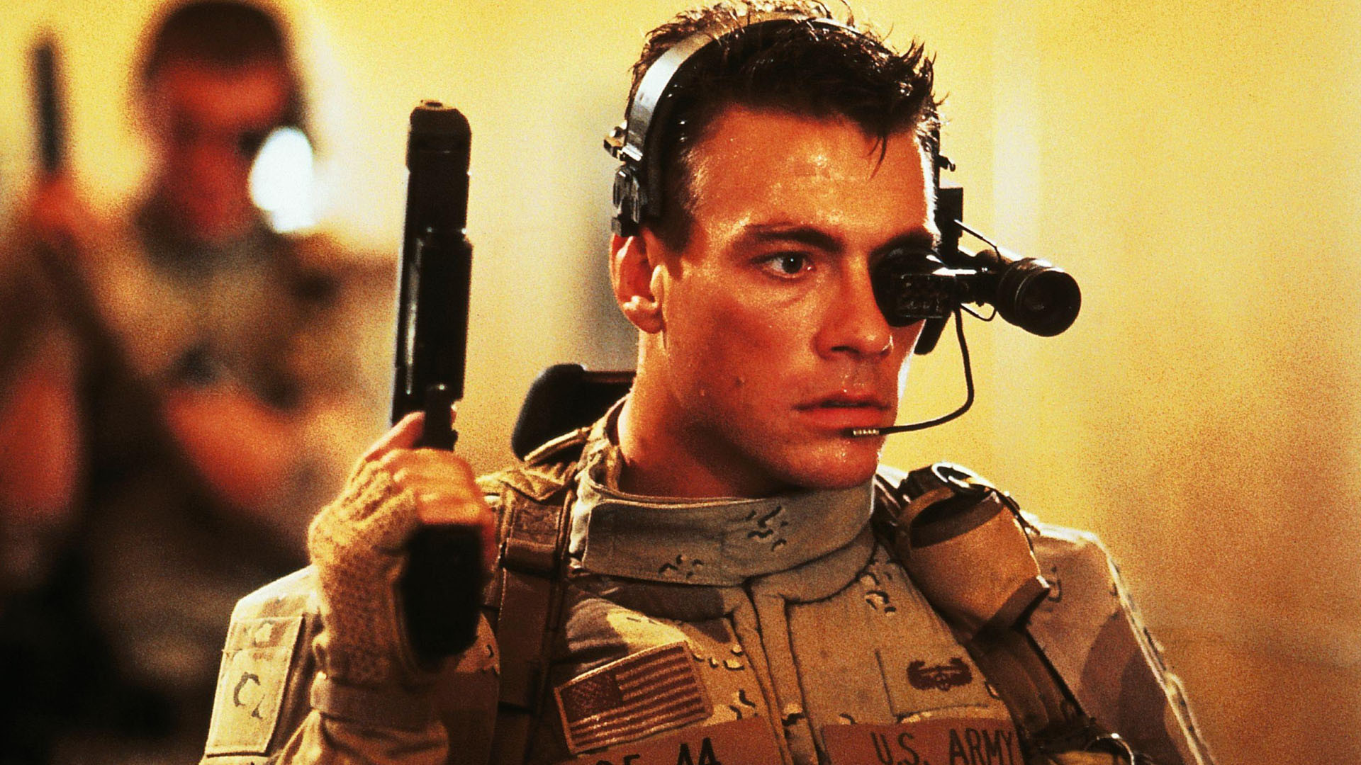 Universal Soldier 1992 Review The Action Elite