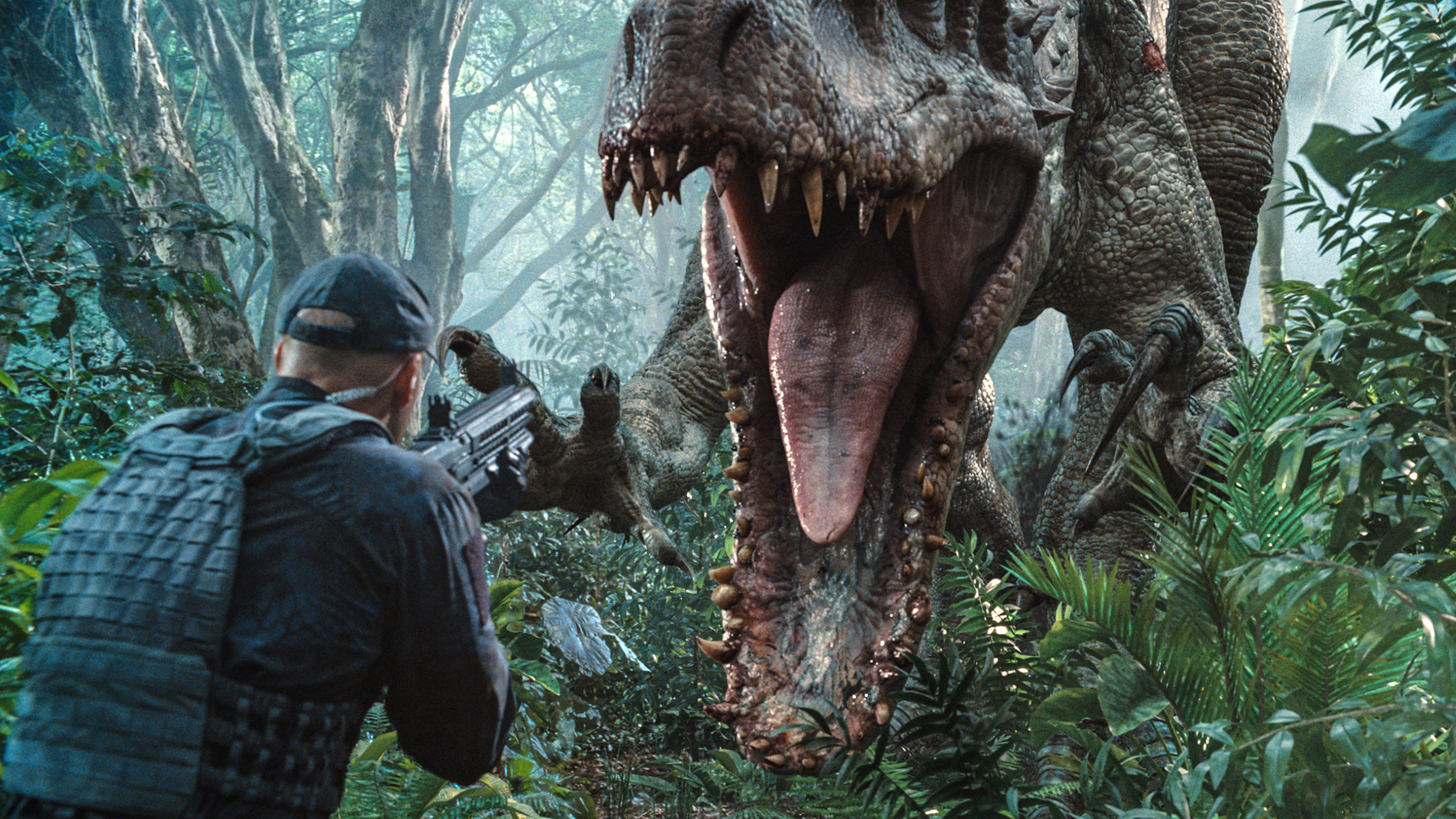 Jurassic World (2015) Review - The Action Elite