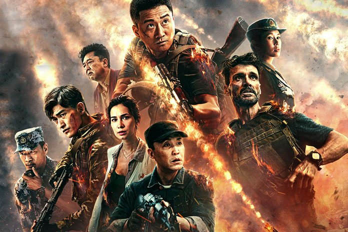 Wolf Warrior Ii 2017 Review The Action Elite