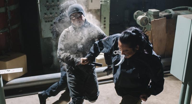 Re: Born (2017) Review - The Action Elite