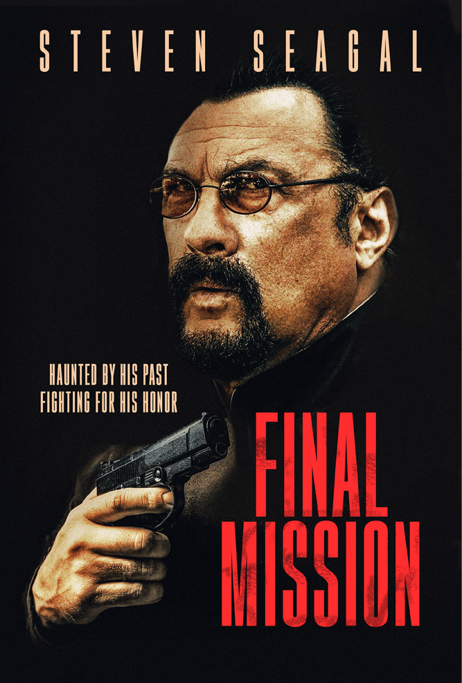 New Details on Steven Seagal's Attrition - The Action Elite
