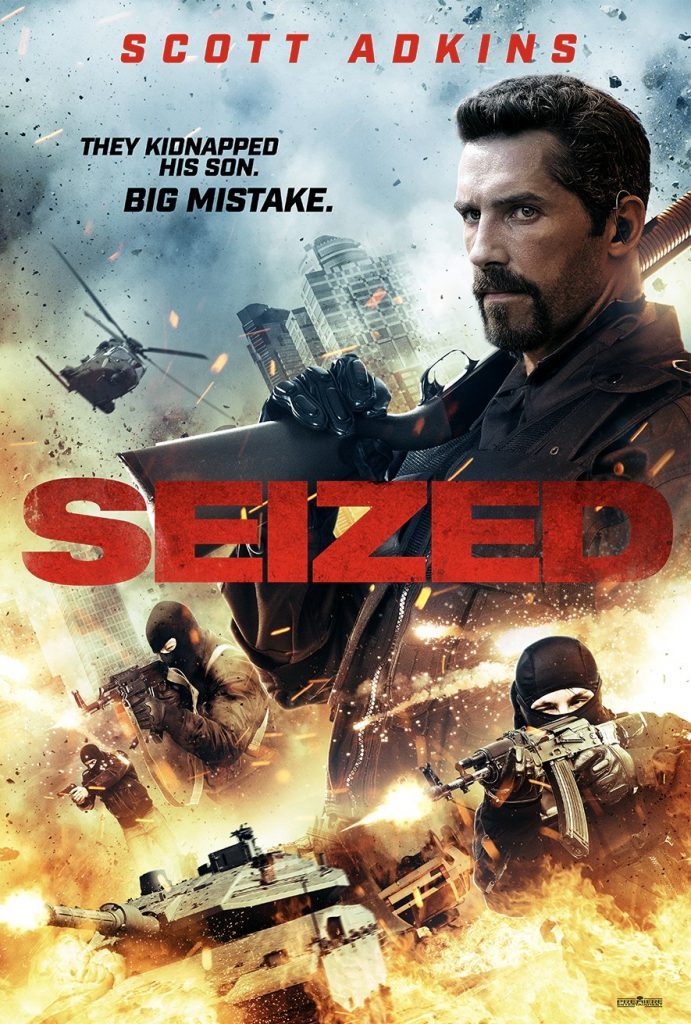 seized movie adkins scott action poster film posters movies latest isaac florentine dvd underground teaser upcoming lucha hollywood escape acceleration