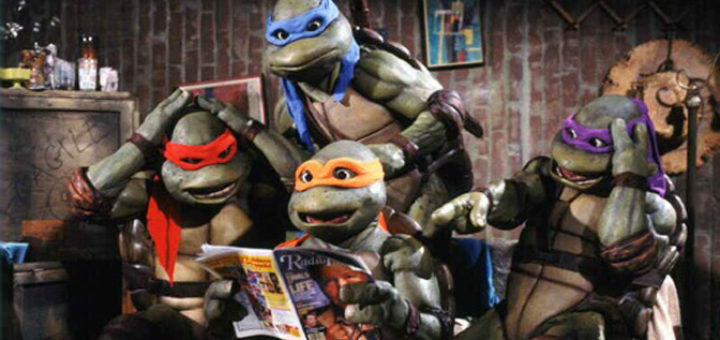 Teenage Mutant Ninja Turtles (1990) Review - The Action Elite