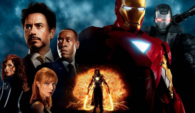 Iron Man 2 2010 Review The Action Elite