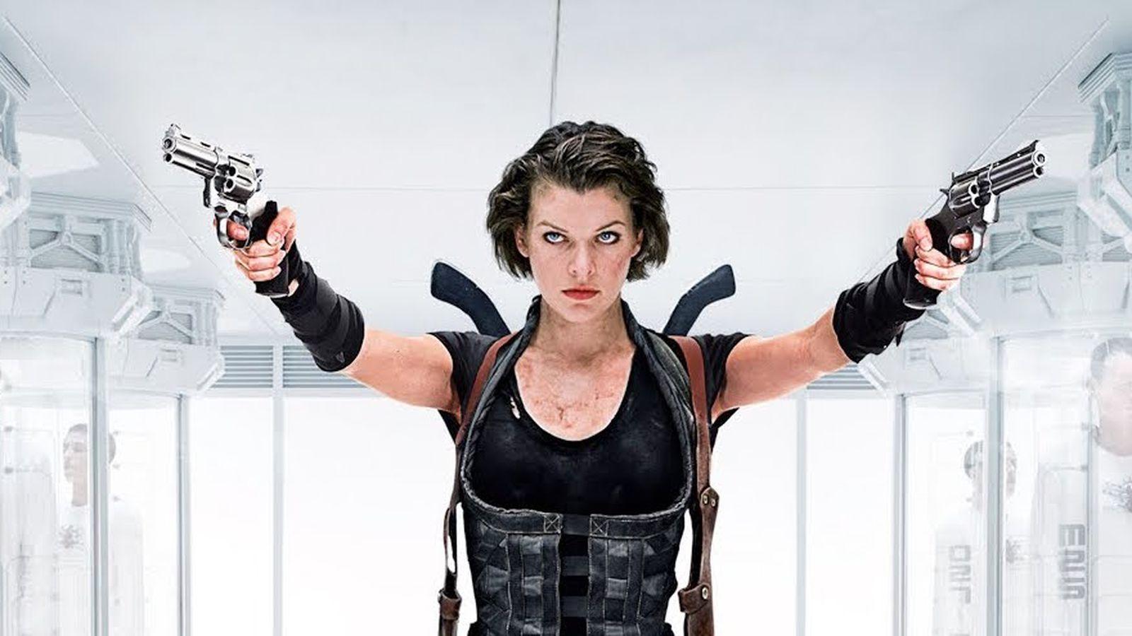 The Milla Jovovich Resident Evil Franchise A Retrospective The