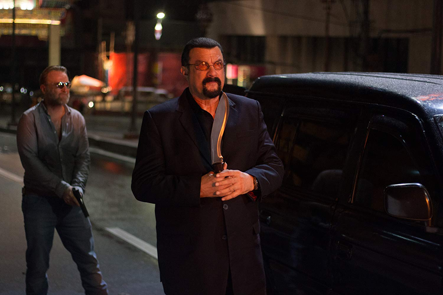 trailer for general commander with steven seagal