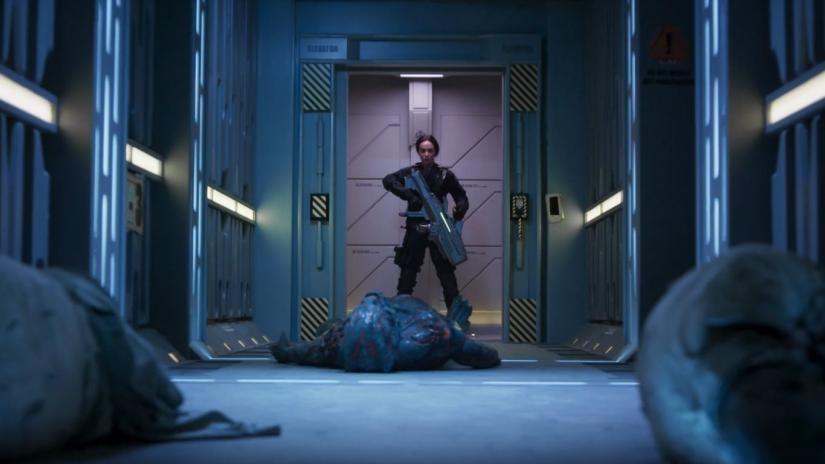 New Trailer For Doom Annihilation The Action Elite