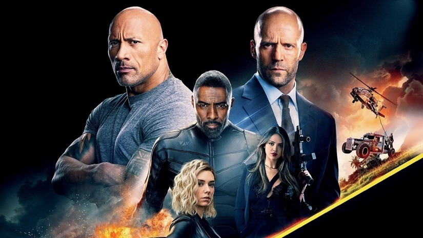 Fast Furious Presents Hobbs Shaw 2019 Review The Action Elite