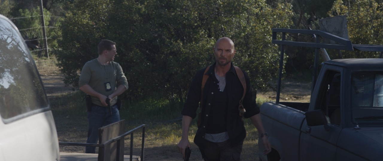 Trailer for Legacy Starring Luke Goss - The Action Elite