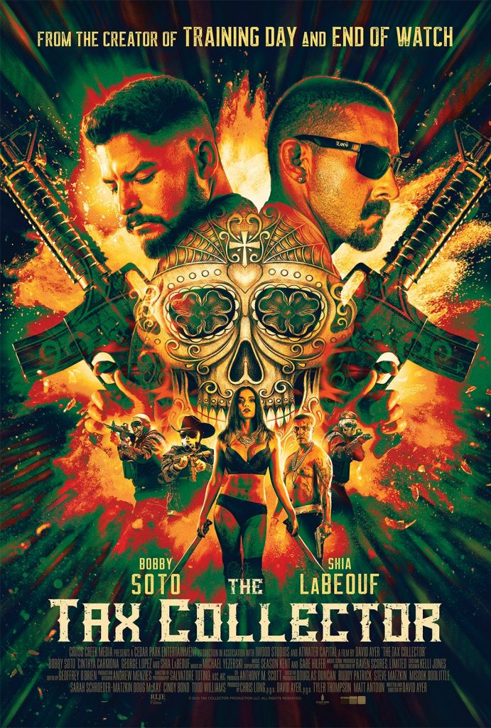 New Trailer for The Tax Collector from David Ayer - The Action Elite