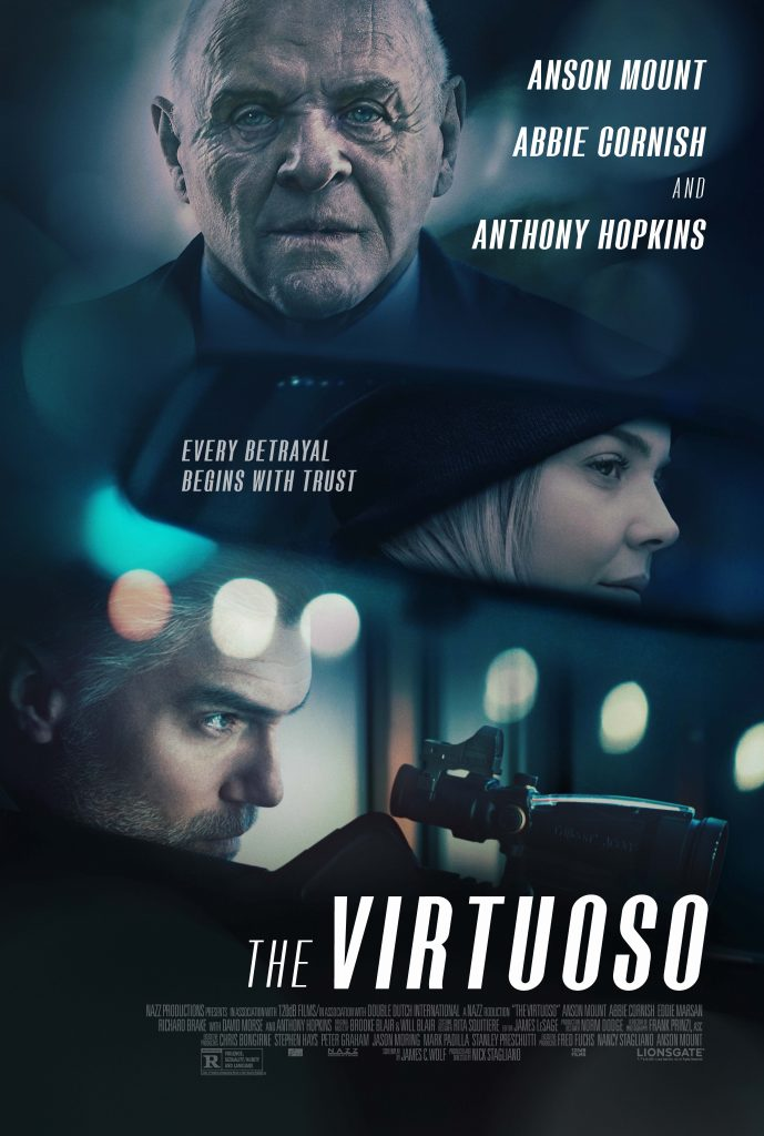 New Trailer & Poster for The Virtuoso - The Action Elite